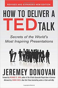 How to present like a TED lecturer