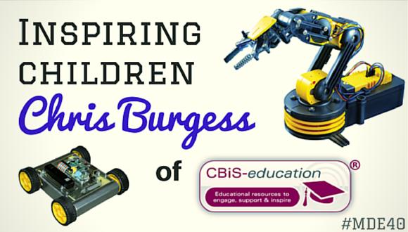 MDE Episode 40 - Chris burgess of CBiS Education