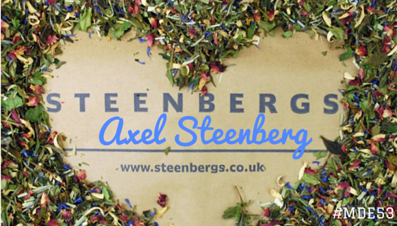 Mission Driven Entrepreneurs Episode 53 - Axel Sternberg of Steenbergs