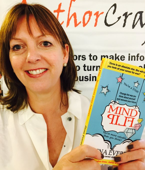 The Career Farm Podcast Episode 76 - What Recruiters are REALLY thinking - with Zena Everett co-author of Mind Flip